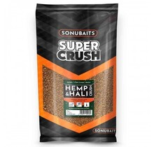 SONUBAITS - SuperCrush Hemp & Hali Crush
