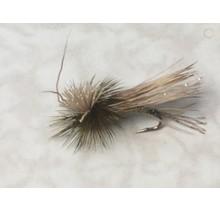 RF - Caddis Olive Parachute #12