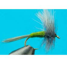 RF - Blue Wined Olive Barbless