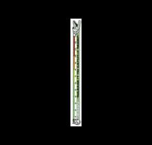 HS DESIGN - Meetlat Sticker Pike 156x13cm