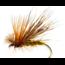 RF  RF - Olive Drop Sedge Barbless  #12