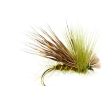 RF - Hare's Ear & Green Drop Sedge Barbless #12