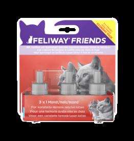 Feliway Feliway Friends navulling tripack