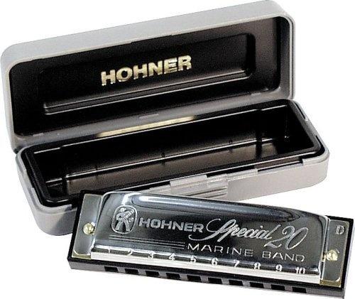 Harmonica's