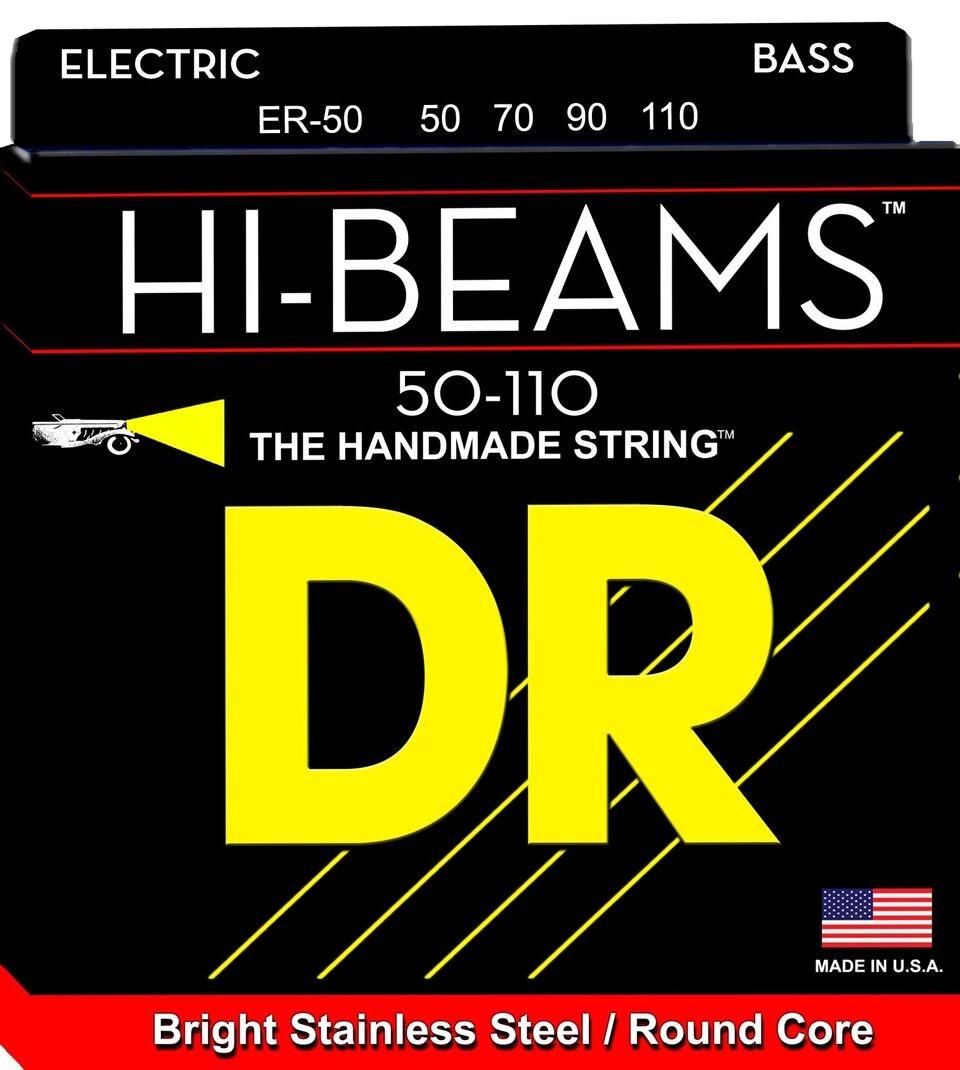 DR Hi-Beams Bassnaren
