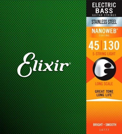 Elixir Nanoweb Bassnaren