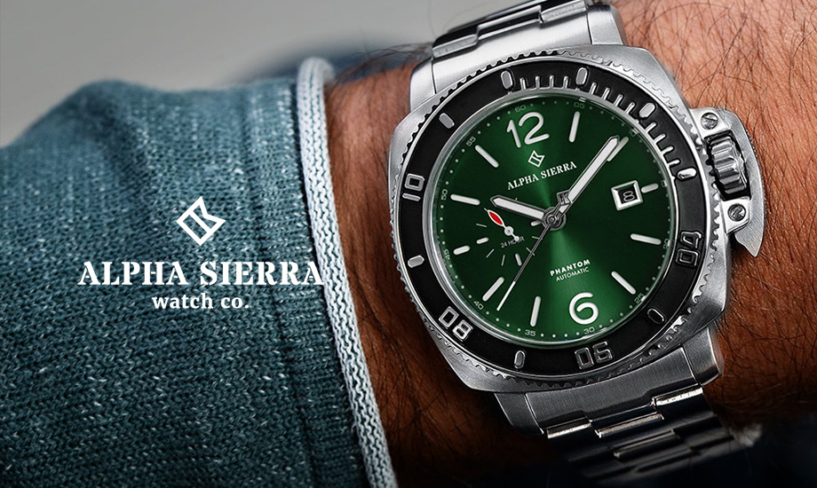 Alpha Sierra Watch Co.