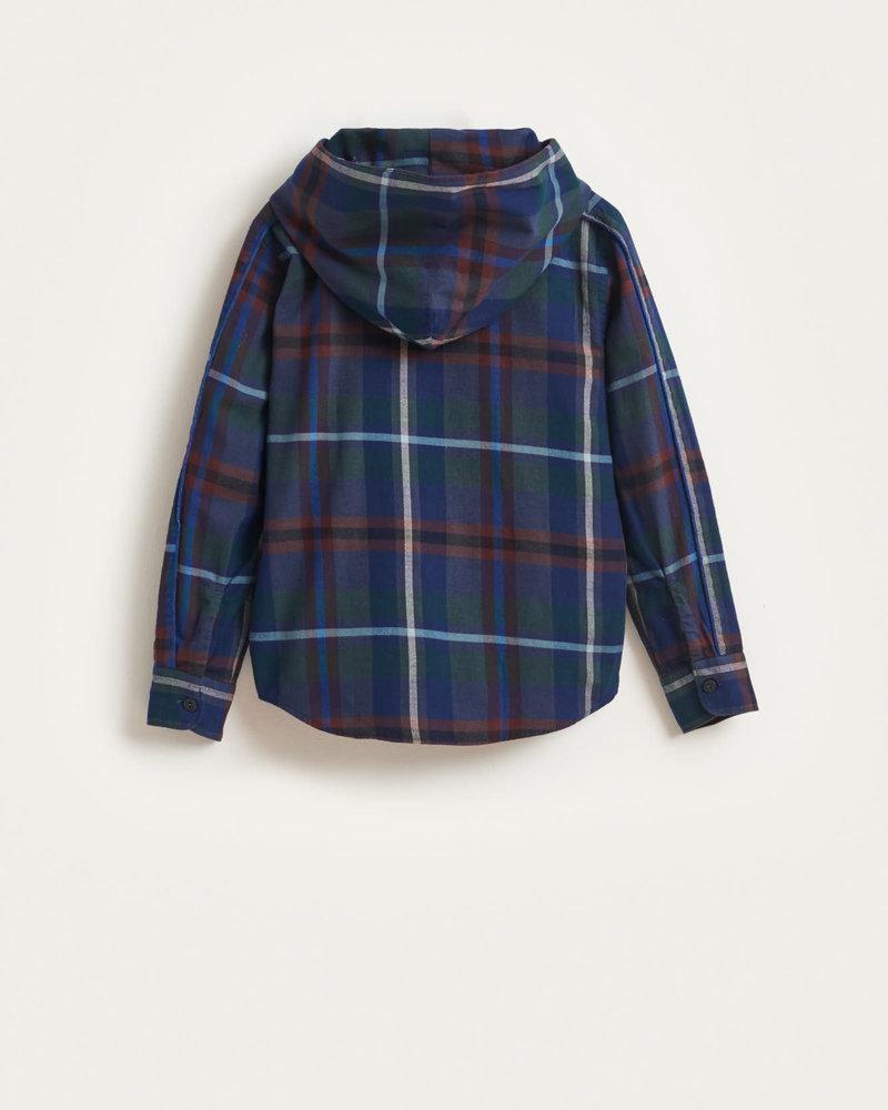 Bellerose Geruit hemd Gautier