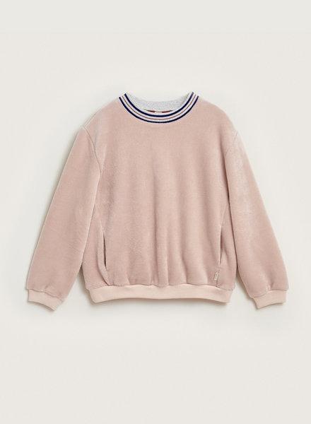 Bellerose Sweater Aloo Pale pink