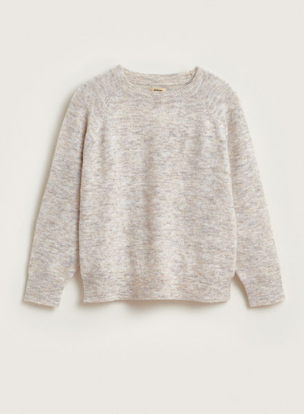 Bellerose Trui Ginuot - oyster
