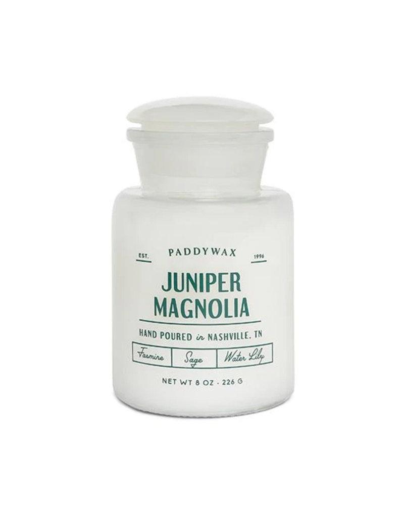 Paddywax Farmhouse geurkaars Juniper Magnolia 226g