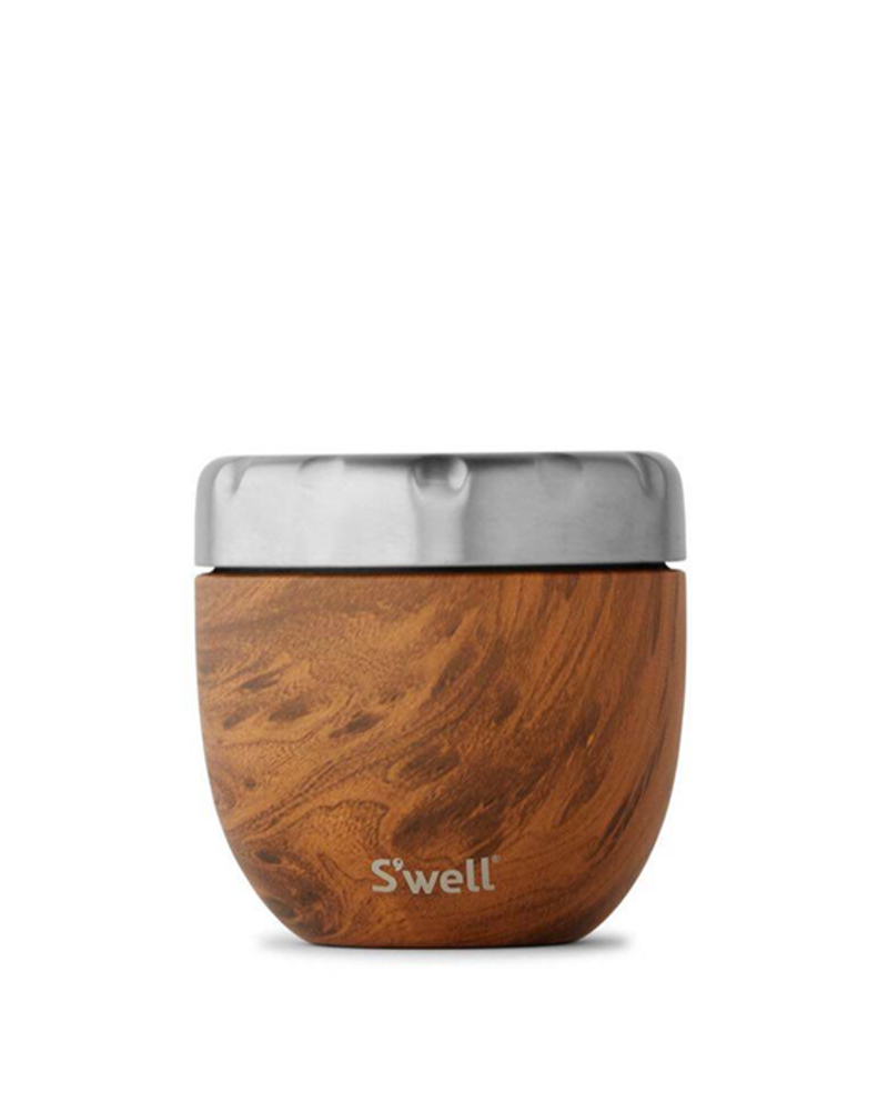 Swell Ecologische food bowl Eats  Teakwood 473ml
