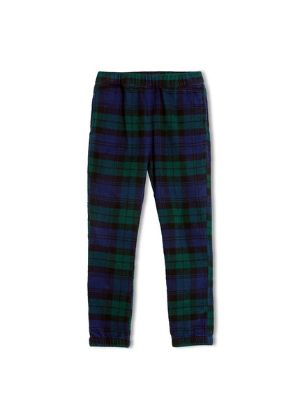 Finger in the nose Broek Storm Unisex Navy Checks