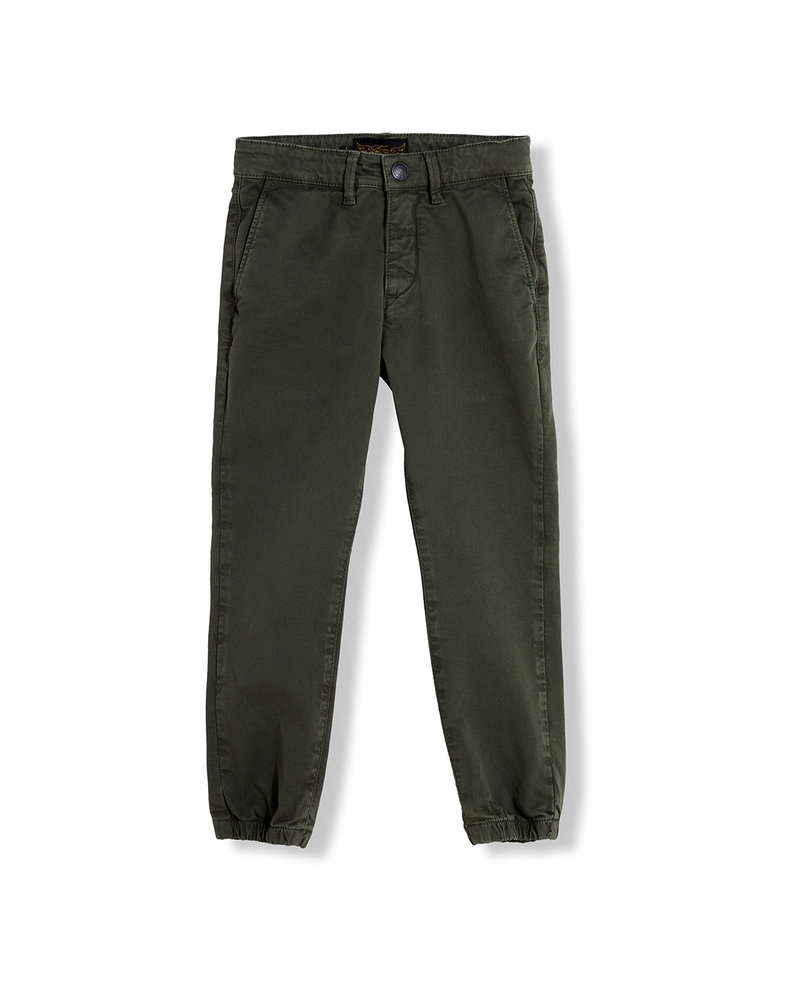 Finger in the nose Broek Skater City Chino Fit khaki