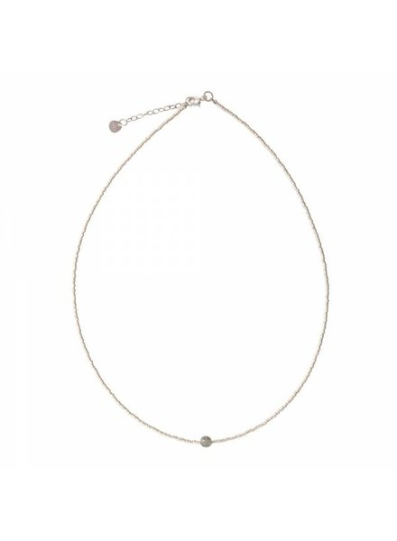 A Beautiful Story Flora Necklace
