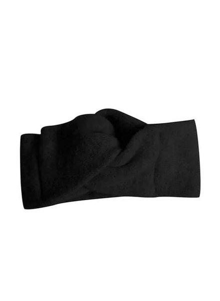 Collegien Haarband Laine Cachemire Noir