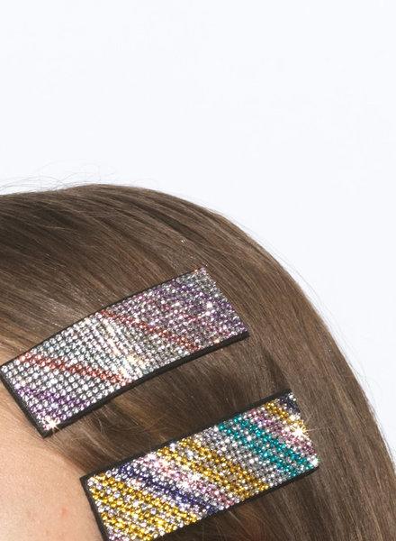 Beck Sondergaard Simili Hairclip Yellow