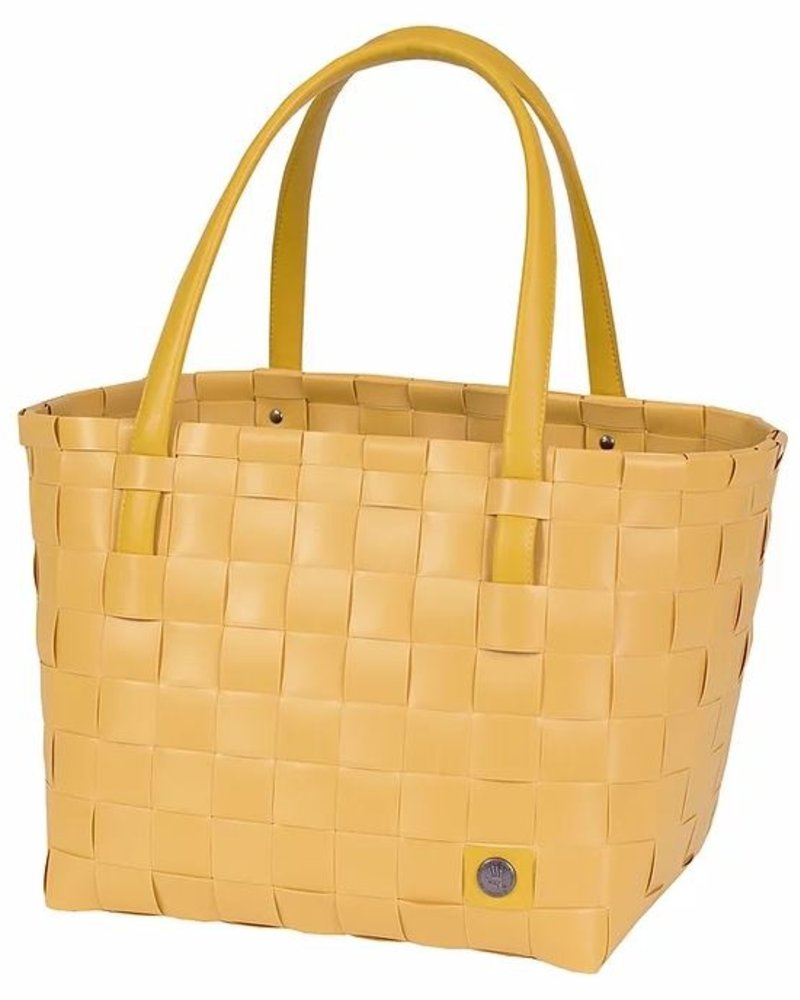 Handed By Shopper Color Match Mustard
