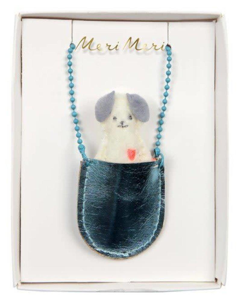 Meri Meri Ketting Dog pocket