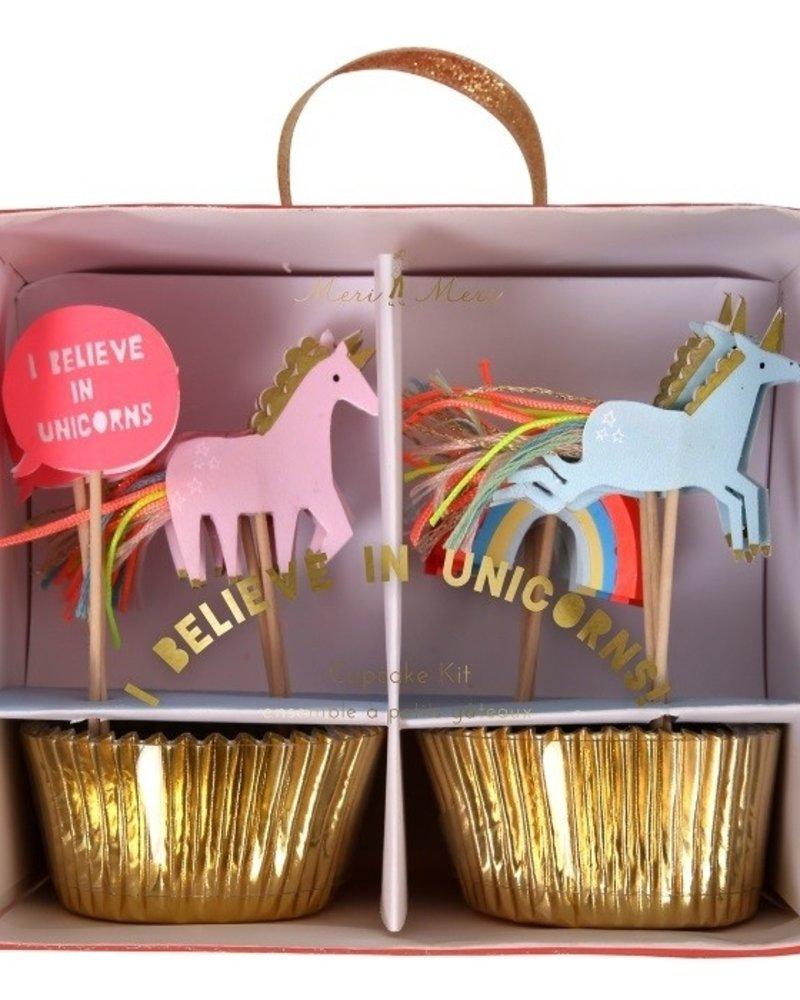 Meri Meri Cupcake Kite Unicorns