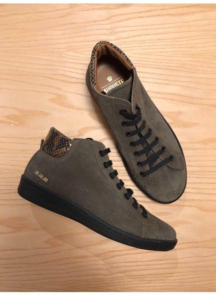 Auguste Hoge Sneakers Verlours Safari
