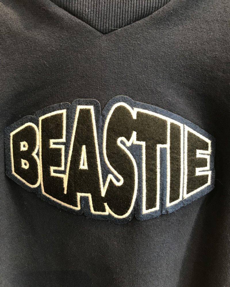 Hundred Pieces Sweater Beastie Midnight Blue
