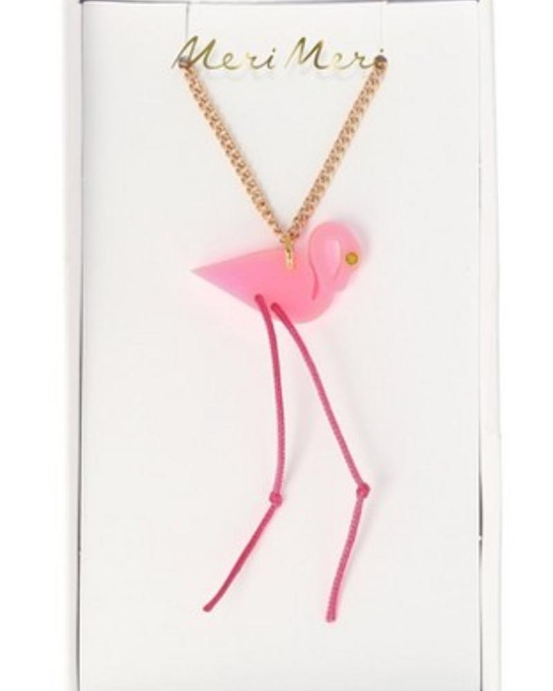Meri Meri Ketting Flamingo