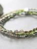 A Beautiful Story Together Bracelet Labradorite Silver