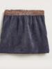 Bellerose Geruit rokje 'Arch Skirt'
