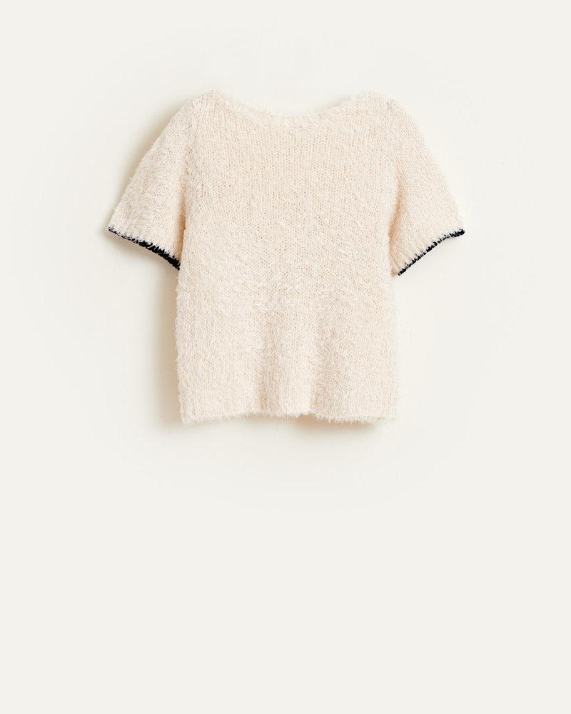 Bellerose Knitwear Nomed Ecru
