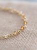 A Beautiful Story Harmony Bracelet Citrine Gold-Plated