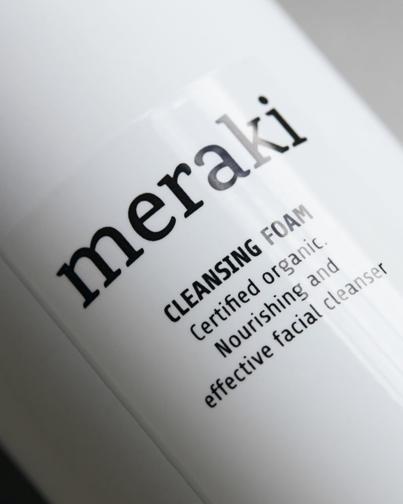 Meraki Cleansing foam