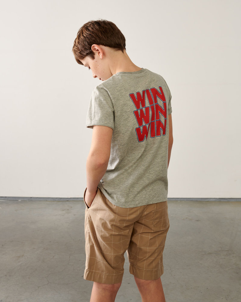 Bellerose T-shirt Kenny11 H. Grey