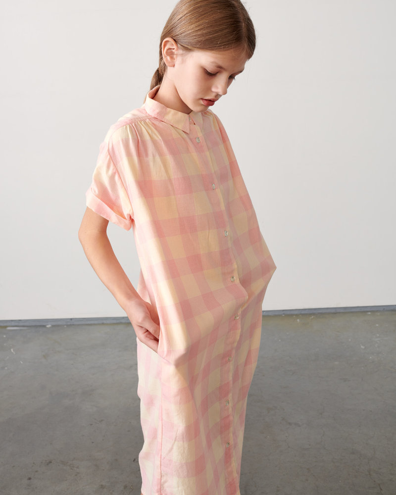 Bellerose Kleed Angie Check B
