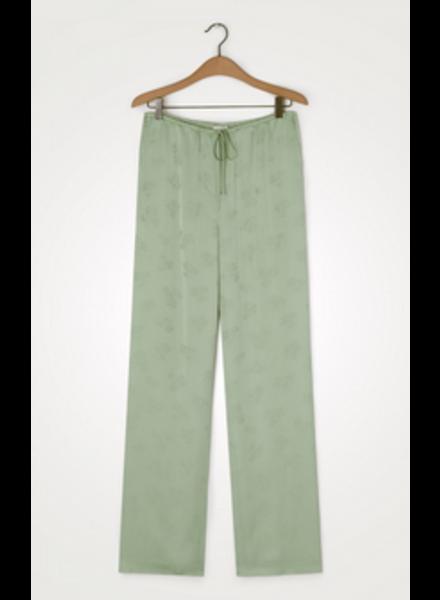 American Vintage Broek Gitaka Gita10A Jade