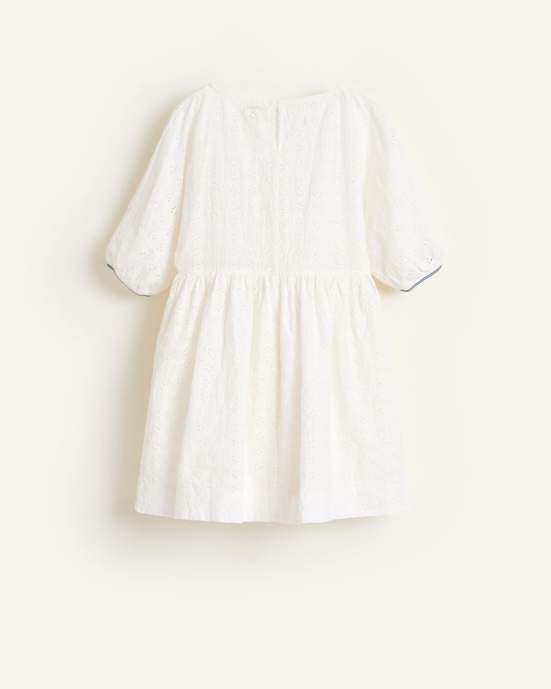 Bellerose Kleed Happy Off White