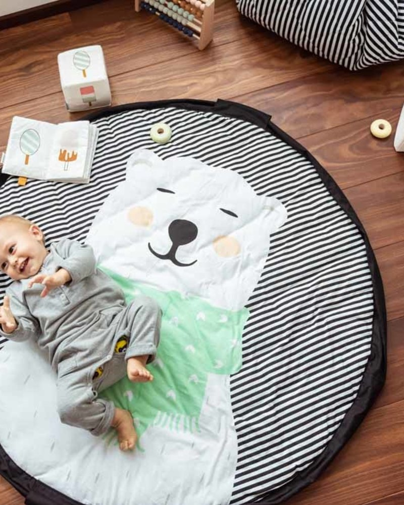 Play&Go speeltapijt/opbergzak baby soft