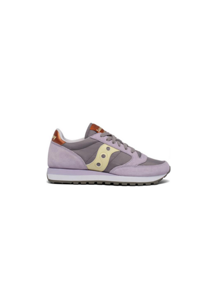 Saucony Jazz Original Women Purple/Yellow