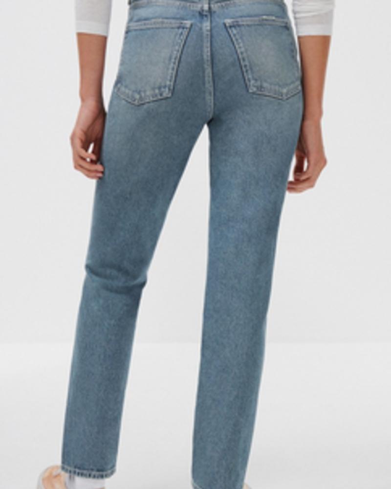American Vintage Jeans Le Fitte Busborow Blue Dirty