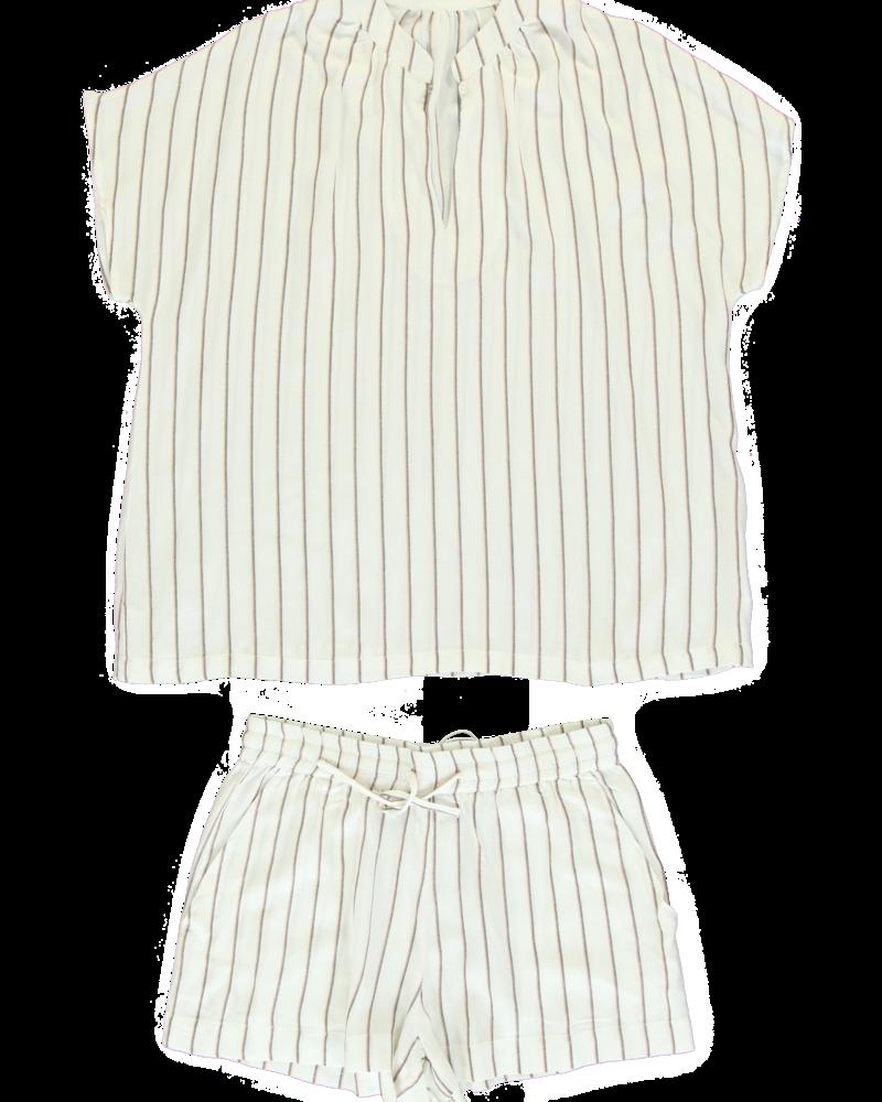 Dorélit Pyjama Dames Edna/Cupido Stripe viscose