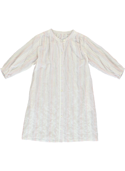 Dorélit Nachtkleed Dames Estrella Stripe Multi