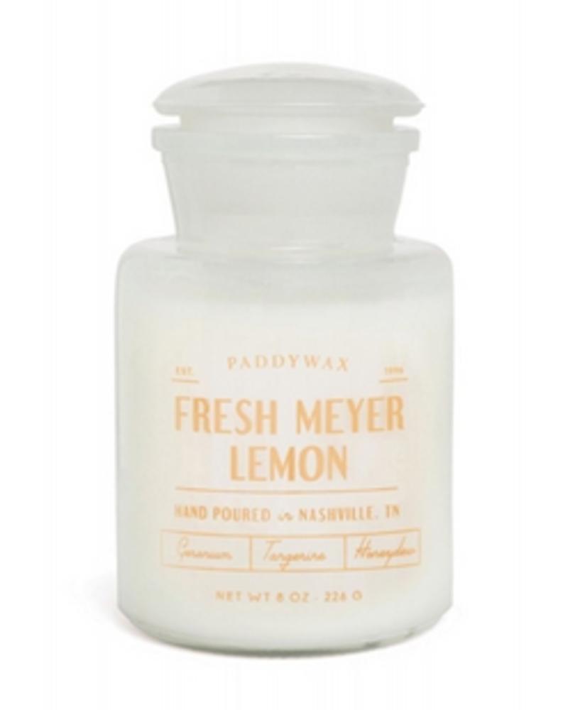 Paddywax Farmhouse geurkaars Fresh Meyer Lemon