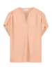 By Bar Moon Crepe Blouse Nude