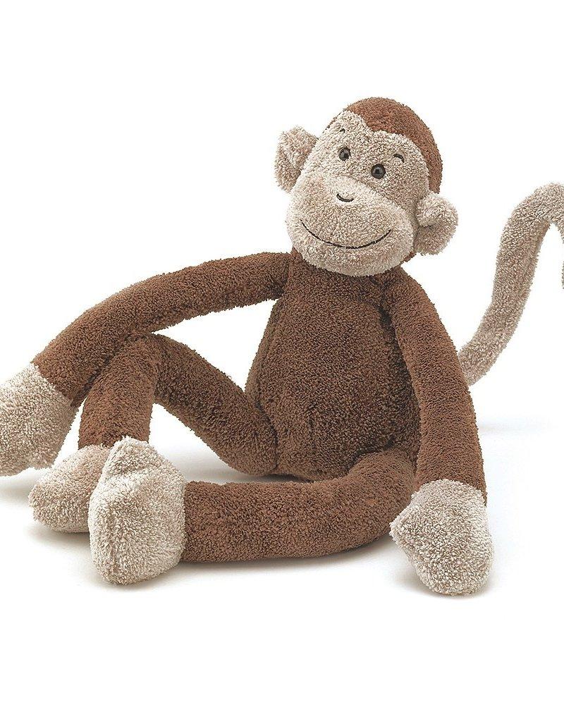 Jellycat SL2743 Slackajack Monkey