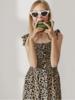 Little Remix Designers Eliza Strap Dress Camouflage