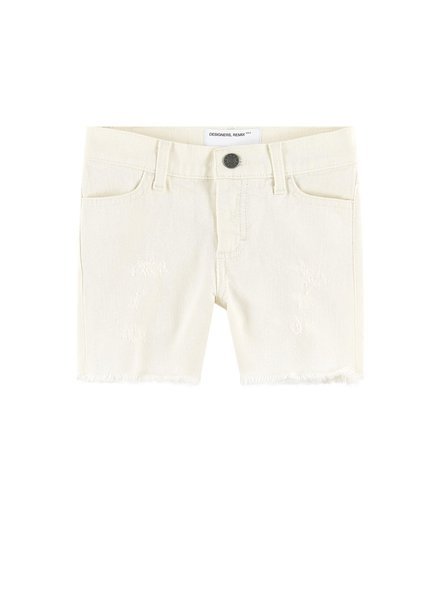 Little Remix Designers Bellis Shorts Cream