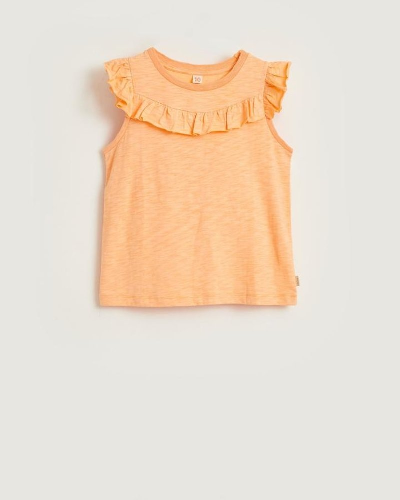 Bellerose T-shirt Misu Flamingo