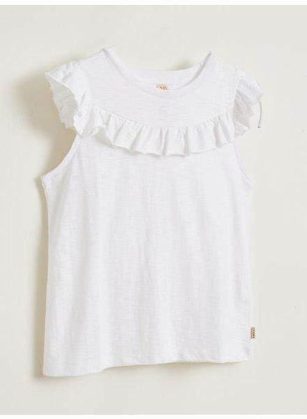 Bellerose T-shirt Misu Vintage White