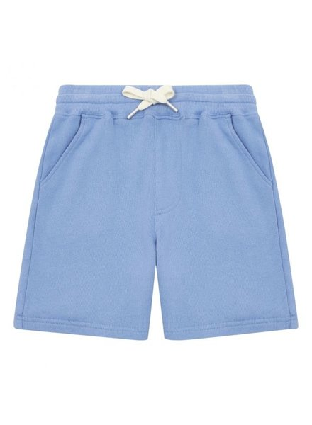 Hundred Pieces Short Vintage Blue