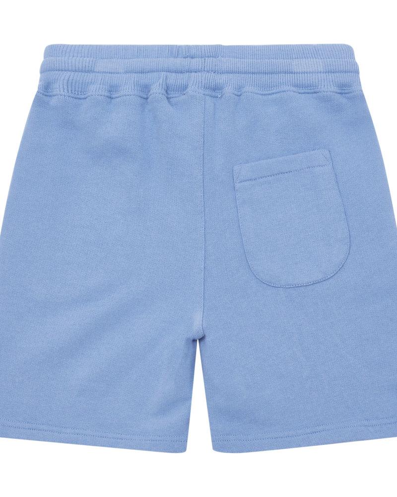 Hundred Pieces Short Vintage Blue